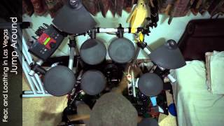 Fear, And Loathing in Las Vegas - Jump Around (Drum Cover)