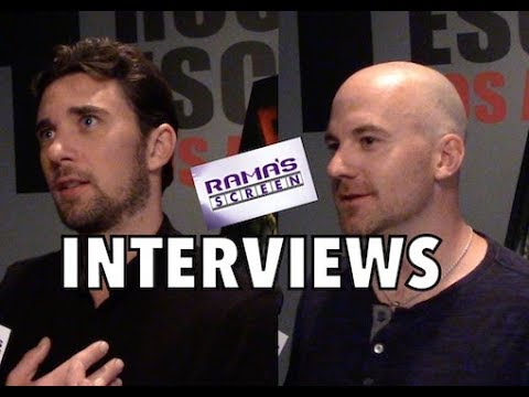 My Interviews With Billy Flynn And Director Will Wernick About 'ESCAPE ROOM'