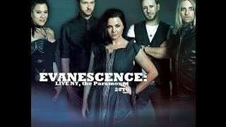 Evanescence - Take Cover (Live NY, the Paramount, 2016)