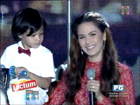 Meet Kristine Hermosa's kids with Oyo Boy