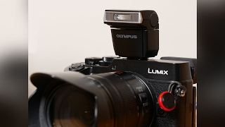 How To Modify An Olympus FL-LM3 Flash To Fit Panasonic GX (not G) Camera Bodies.