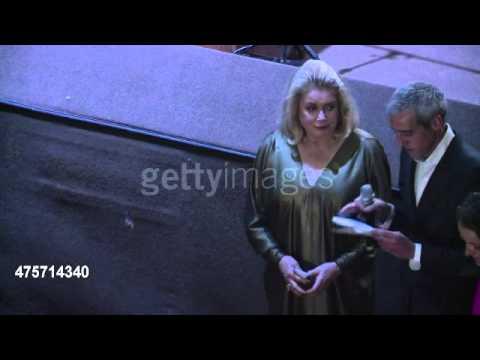 Catherine Deneuve opens film festival in Myanmar 29.05.2015