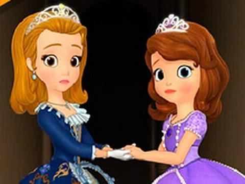София Прекрасная и Эмбер подружки невесты/Princess Sofia and Amber Bridesmaids - YouTube