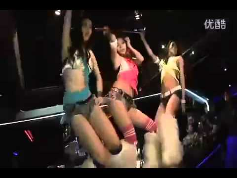Hong Kong luxury night club stars (Hold It Against Me).mp4