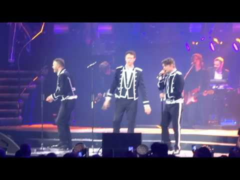 Take That - Never Forget - 28-4-15 Glasgow HD