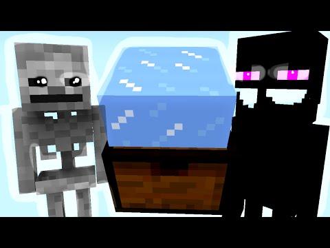 Monster School: Als Ice Bucket Challenge [full] (minecraft Animation) video
