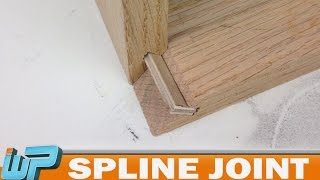 How To Make A Spline Joint