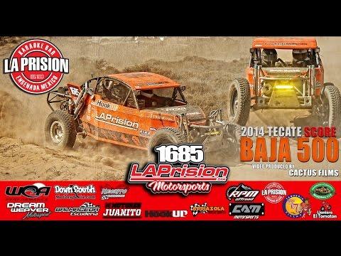 LA PRISION MOTORSPORTS 2014 SCORE BAJA 500