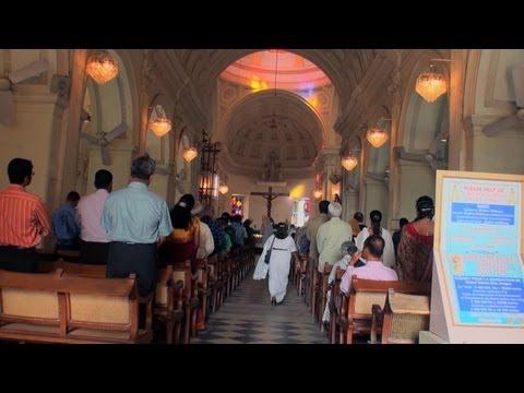 Domus Dei Cathedral in Pondicherry