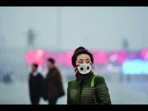 Air Pollution in China Causes Thousands of Deaths in Major Cities