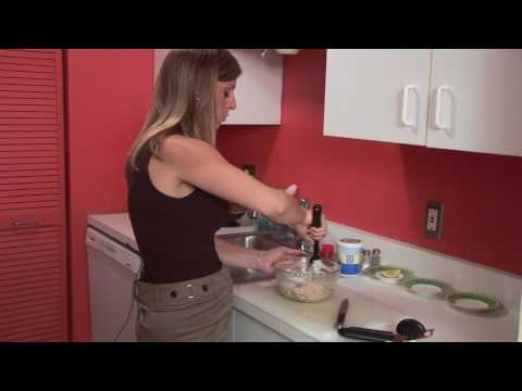 Healthy Cooking: Avocado Chicken Salad Recipe