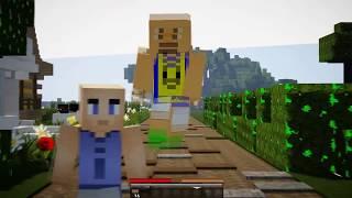 UPIN IPIN PERGI SEKOLAH!!! - Minecraft Lucu