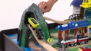 "Mountain Rock Train Table at Toys""R""Us"