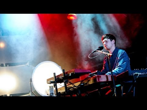 James Blake - Retrograde at Glastonbury 2014