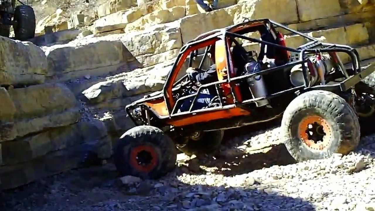 Toyota Rock Crawler Youtube