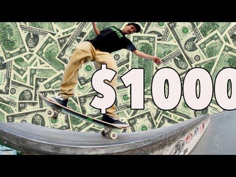 The 1000 Dollar Trick! No Joke!