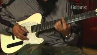Songwriting Battles with Deftones' Stephen Carpenter Guitarist Magazine