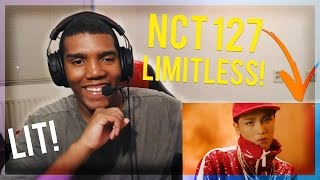 NCT 127 LIMITLESS MUSIC VIDEO 2 PERFORMANCE VERSION REACTION AWESOME