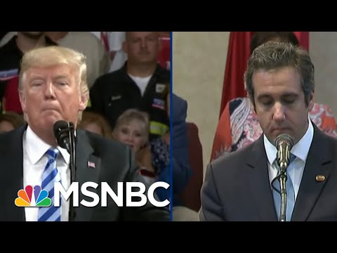 Michael Cohen Hints At More Trump Bombshells After Moscow Project | The Beat With Ari Melber | MSNBC