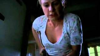 True blood 4x12 Debbie shoots Tara and Sookie kill Debbie