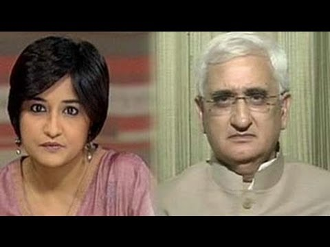 India will not accept any intervention in Kashmir: Salman Khurshid to NDTV