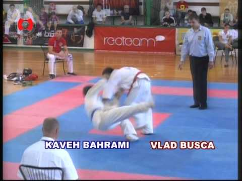 5th Belgrade Ashihara Trophy - trowing and pointing Vlad Busca.mpg