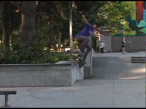 ONE LOVE - SKATE SHOP - NEW TEAM RIDER - DAVE JONSSON - PORT COQ