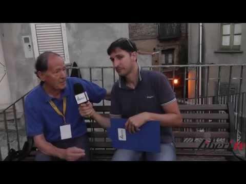 """Intervista a Mazza Domenico Antonio, Presidente Ass.neS. Maria del Carmelo""""Feste Patronali"""" (CZ)"""