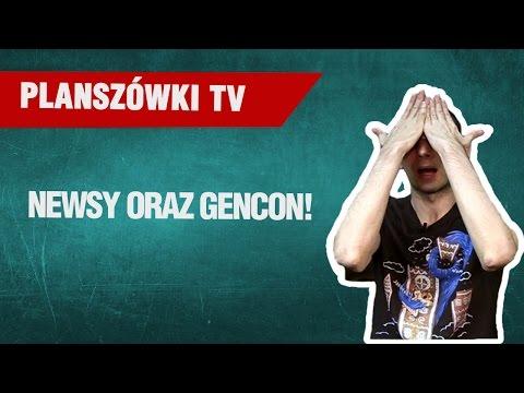 Planszówki TV #002 - GenCon I Kolejne Porady