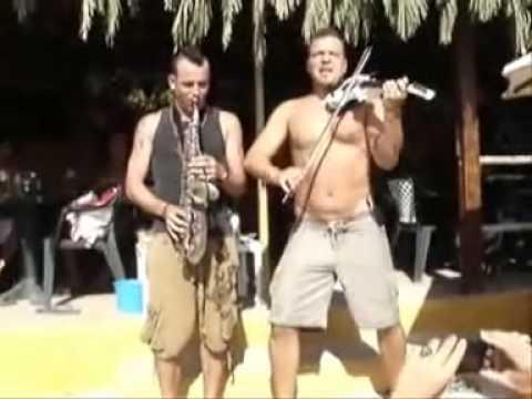 MICAH + Ruben Moran + Marcello Marchitto @ Sa Trinxa Ibiza