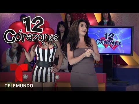 12 Corazones - 12 Corazones / Especial Deportes  (1/5) / Telemundo
