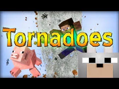Minecraft 1.5.2-Como Instalar MOD DE TORNADOS   Miguelfl7