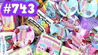 Random Blind Bag Box #743 - TY Mini Boos, Calico Critters Baby Shopping Series, Smooshy Mushy