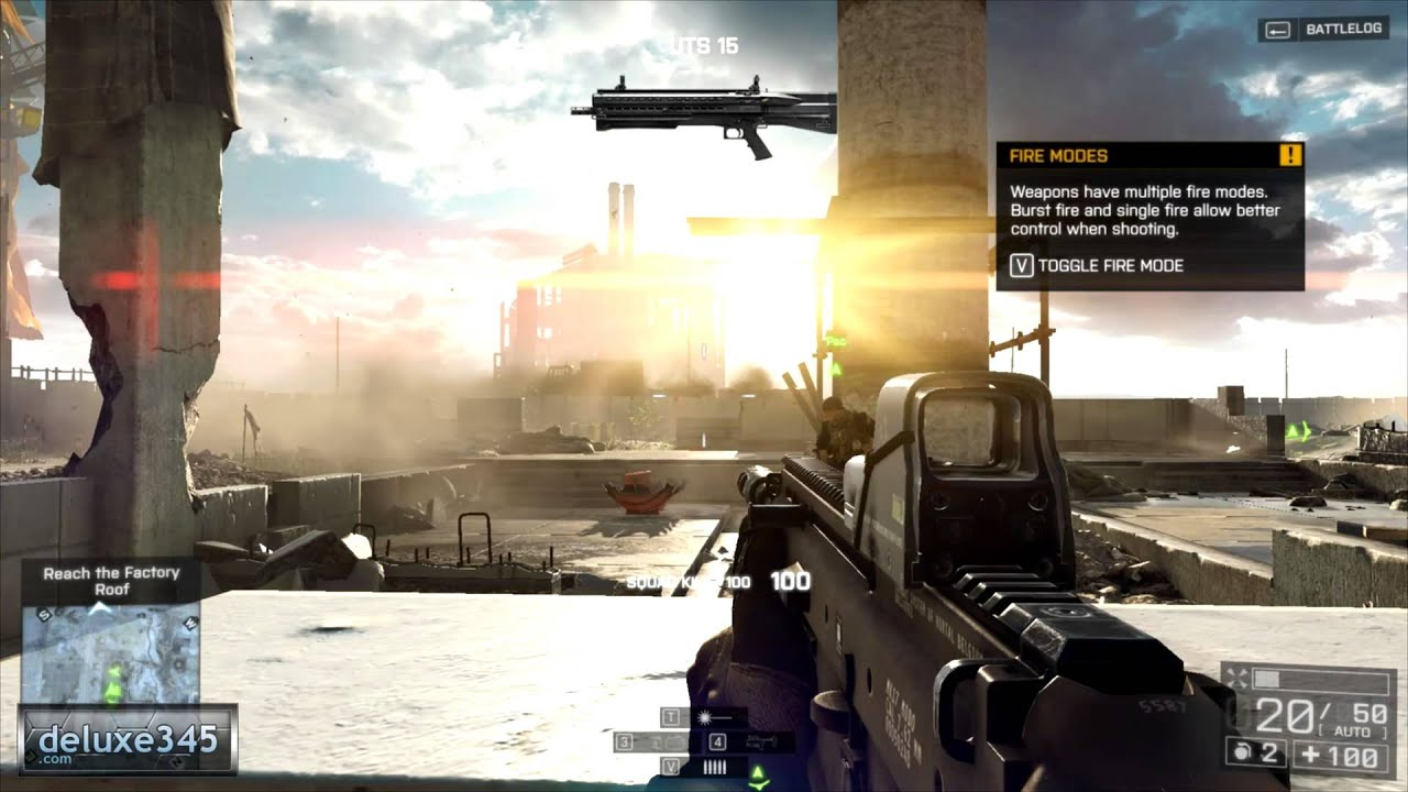 how to find all phantom in bf4
