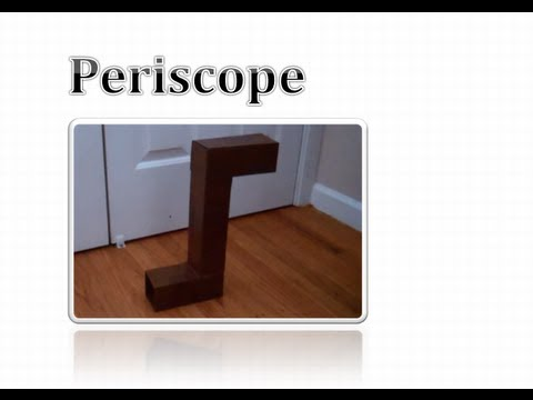 How to make a Periscope