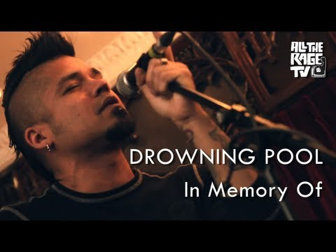 Drowning Pool - In Memory Of / All The Rage TV UNPLUGGED (2013)
