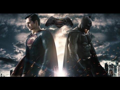 Batman v Superman: Dawn of Justice Trailer Ben Affleck / Henry Cavill [FANMADE]