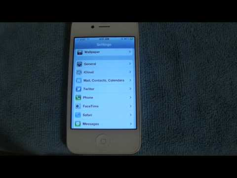 Thumb iOS 5 Review