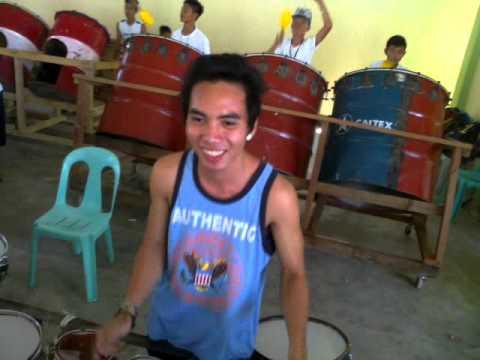 kadayawan festival 2015 buoyanan drumbeaters. entry #1 baganga national high school