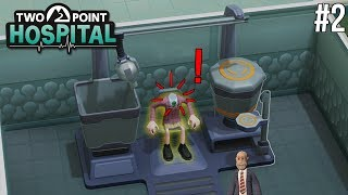 EEN PATIENT IS ONTHOOFD! - Two Point Hospital #2
