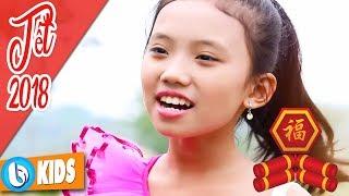 Liên Khúc Nhạc Xuân 2018 - Nhạc Tết Thiếu Nhi Vui Nhộn