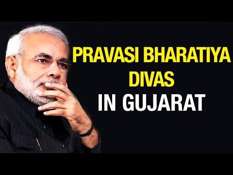 Pravasi Bharatiya Divas in Gandhi Nagar - Gujarat (07-01-2015)
