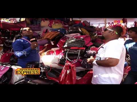 Hyderabad Express Episode 26 - Nampally Exhibition (Numaish)