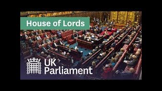 LIVE Lords debate the UK's withdrawal from the EU: 19 October 2019