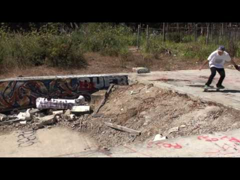 Mitch Faber San Francisco Skateboarding Days. Part 1