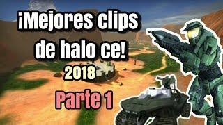 Mejores clips de jugadores en Halo CE 2018 | Primera parte