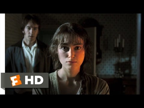 Pride & Prejudice (7/10) Movie CLIP - A Letter To Elizabeth (2005) HD