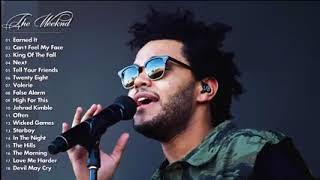 The Weeknd Greatest Hits Best Of The Weeknd