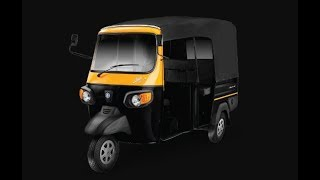 Piaggio Ape Auto + Rickshaw = 5+1 New Launch  Tv Ad