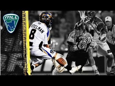 Adam Ghitelman 2012 MLL Highlights